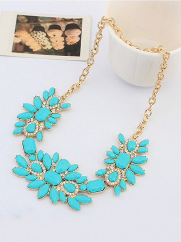 Occident Stylish Sweet Fresh and all-match Necklace