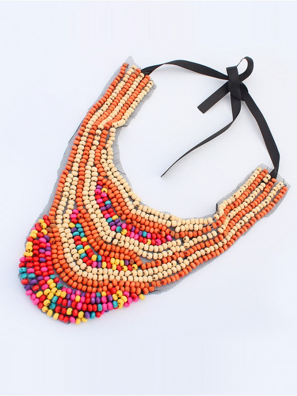Occident Exotic Personality Retro Necklace-4
