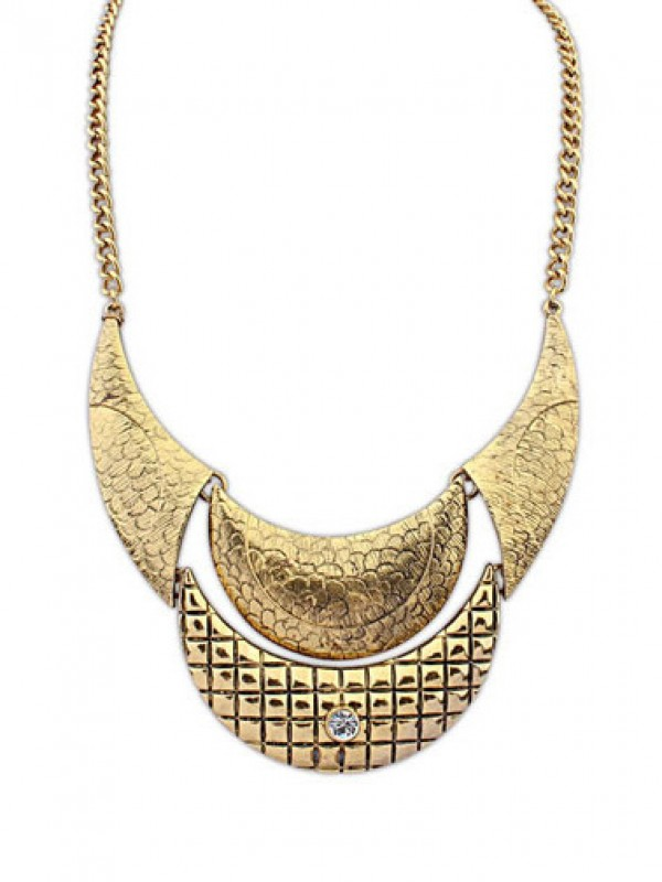 Occident Exotic Hyperbolic Personality Necklace