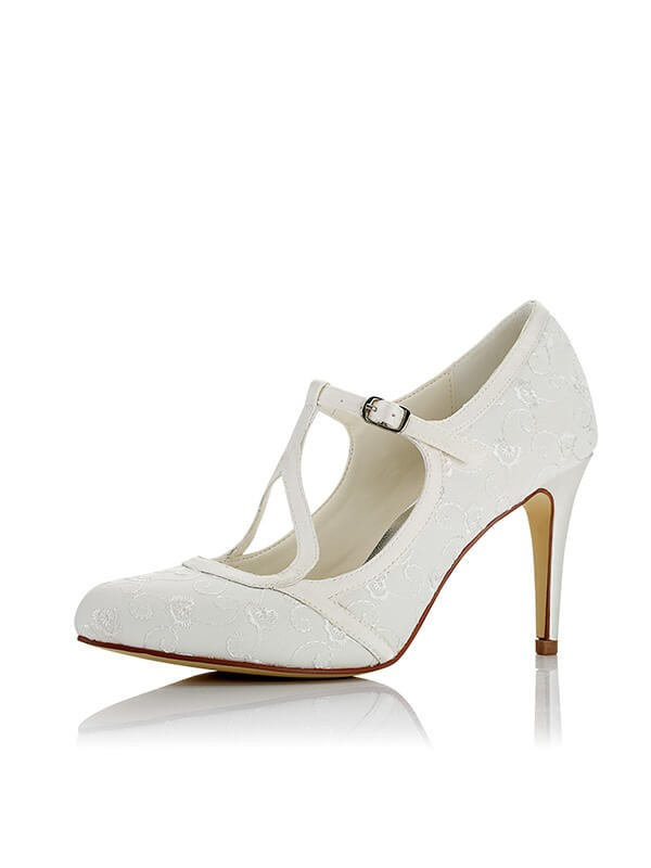 Cheap Satin Wedding Shoes SW0167991I