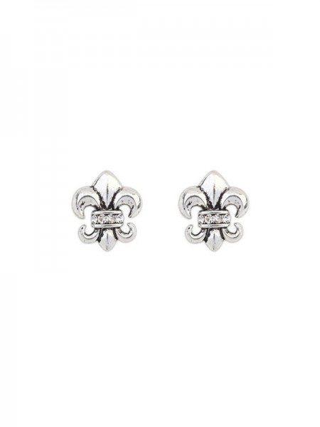Occident Hyperbolic Personality Knight Stud Earrings