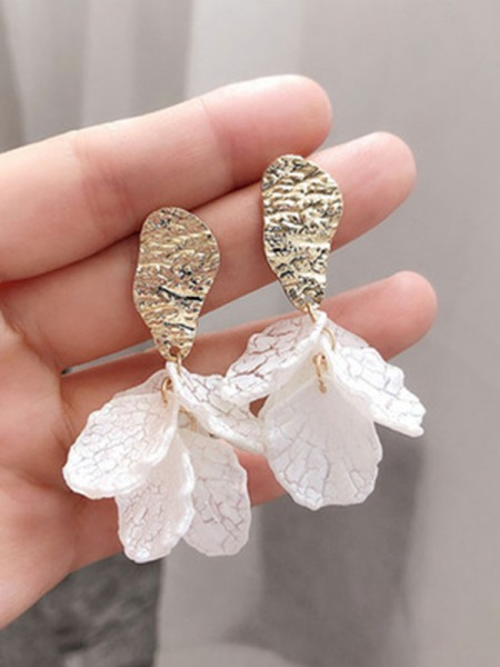 Latest Design Flower Hot Sale Earrings