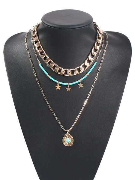 Alloy Hot Sale Necklace