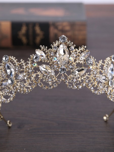 Very Amazing Crystal Headpieces