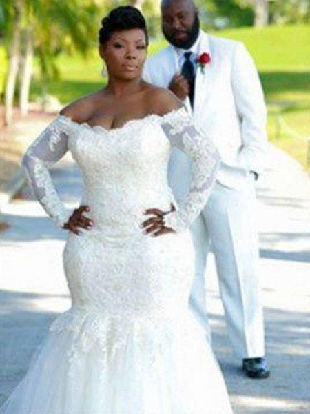 Cheap Plus Size Wedding Dresses Online Shop - MissyGowns
